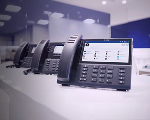 IP PABX Office Phones Dubai