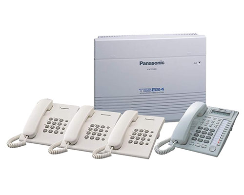 Panasonic PABX Phone System in Dubai